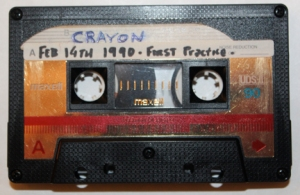 Crayon_first practice_cassette